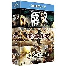 Coffret 3 films - Zero Dark Thirty + Démineurs + Le Royaume