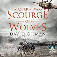 Scourge of Wolves: Master of War, Book 5 Audiobook by David Gilman Narrated by Colin Mace