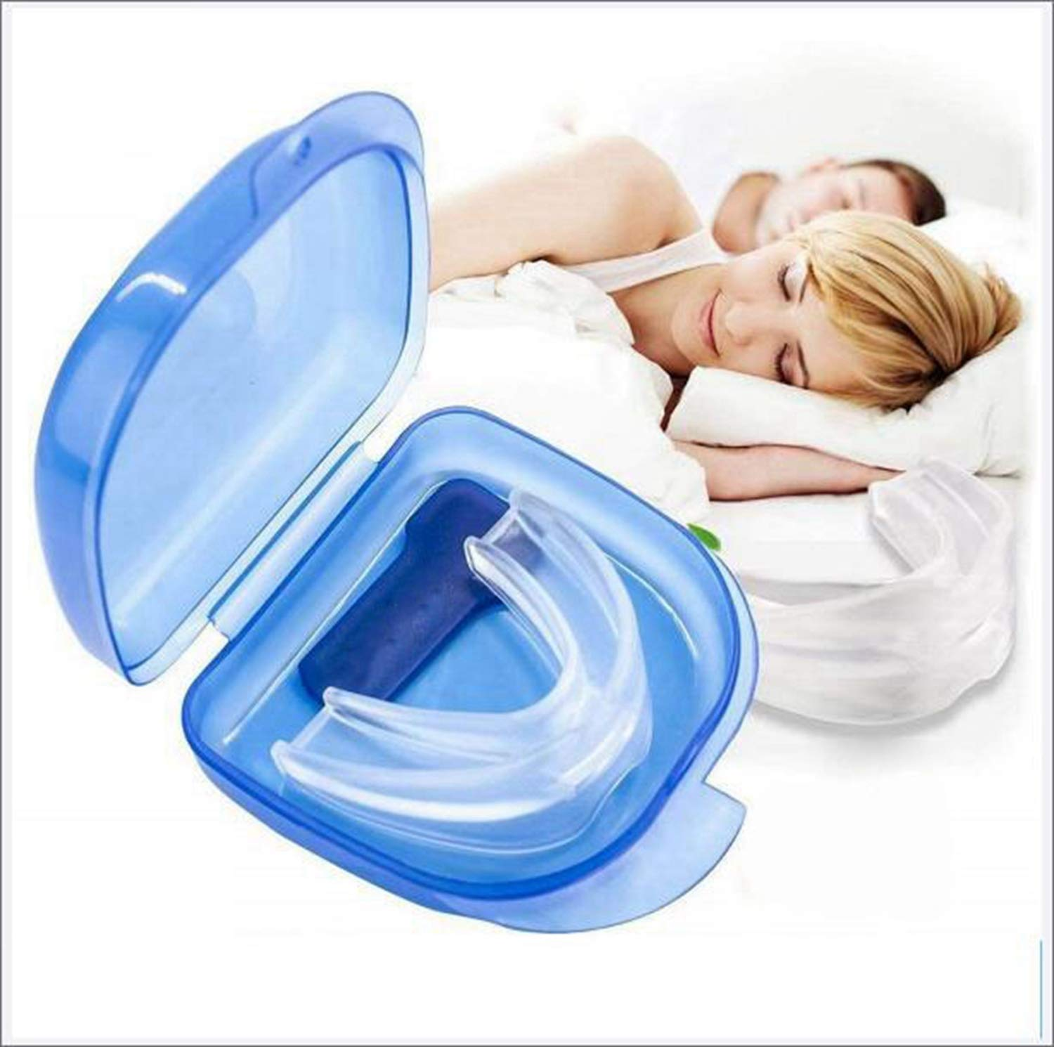 Maple_Leaf Anti-Snoring Device, Mask for Molars and Snoring, Snoring Aid Snoring Hemostatic Device and Breathing Air Purifier for Comfortable Sleep Snoring Solution