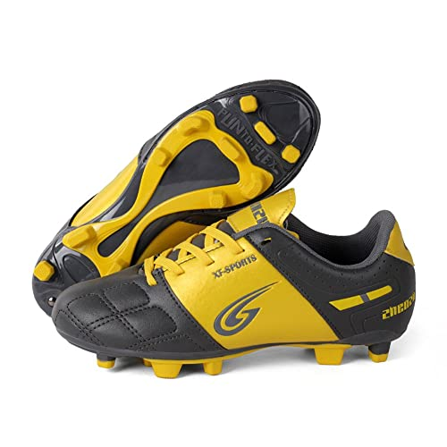 f7013473e0f Anduode Performance Kids  Firm Ground Soccer Cleats Football Shoes Soccer  Shoes  Amazon.ca  Shoes   Handbags