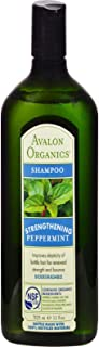 product image for Avalon Organics Revitalizing Shampoo Peppermint, 11 Ounce (Pack of 6)