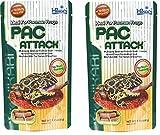 (2 Pack) Hikari Packman Frog PAC Attack Food - 1.41 Ounce each
