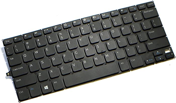 F4R5H New Genuine OEM DELL Inspiron 11 3147 3148 Laptop Notebook Keyboard Keypad V144725AS1 0KNM-0M1US11 US English