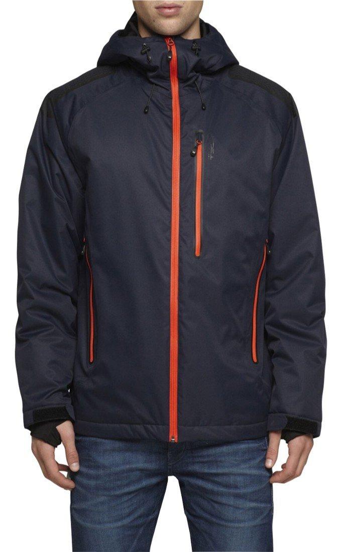 Jack & Jones Tech Nusco 2Layer Jacket Regenjacke Snowboardjacke mit  Schneefang: Amazon.de: Bekleidung