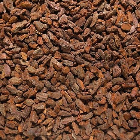 paligo Pino corteza de pino de Mantillo corteza. Pino de Mantillo Jardín Decoración Pinus PINEA Natural Mediterráneo Pino grueso 25 – 40 mm 60L X 42 Saco (2.520l/1 palé) Incluye Envío: Amazon.es: Jardín