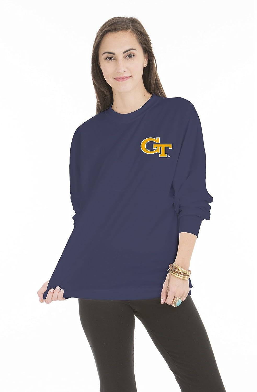 NCAA Womens Jade Long Sleeve Football Jersey