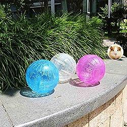 She-love Run-About Mini 4 inch Small Animal Hamster Run Exercise Ball