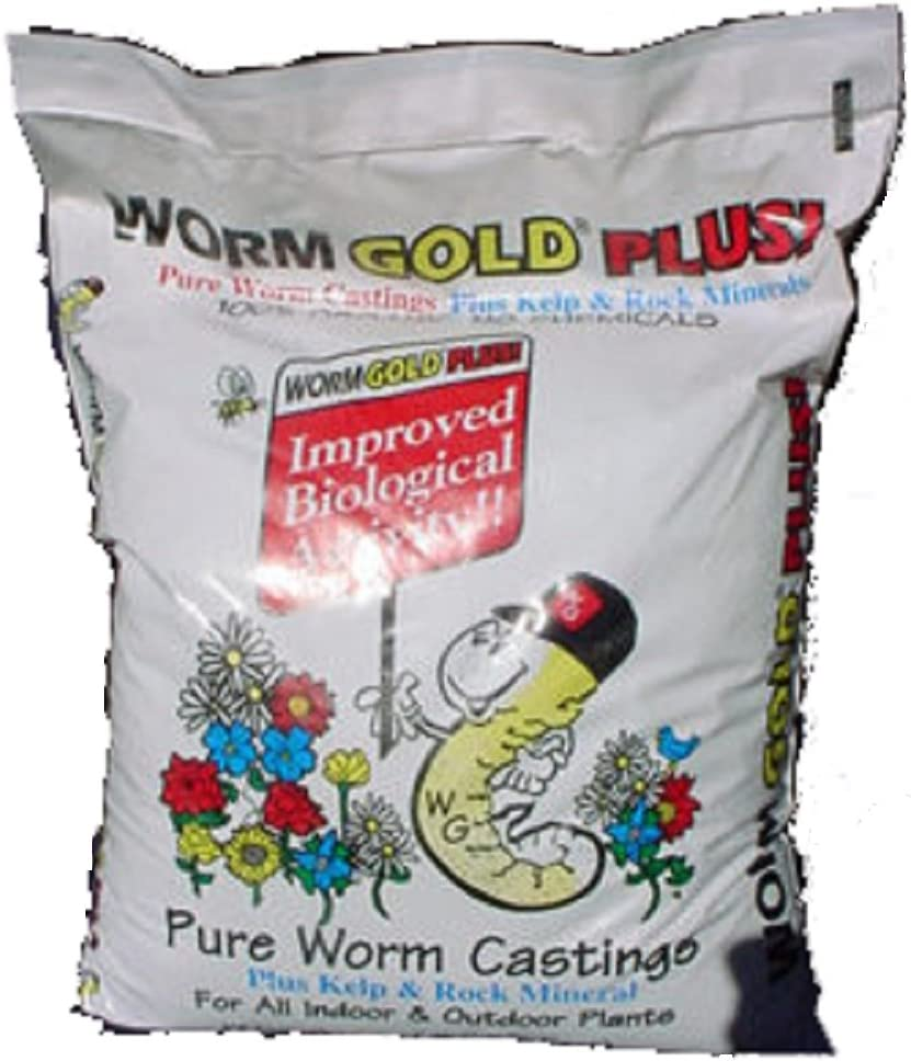Worm Gold plus - Urban Garden Farms