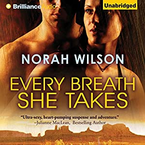 Every Breath She Takes Hörbuch