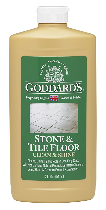 Amazon Goddards Stone And Tile Floor Cleaner Cleans Shines