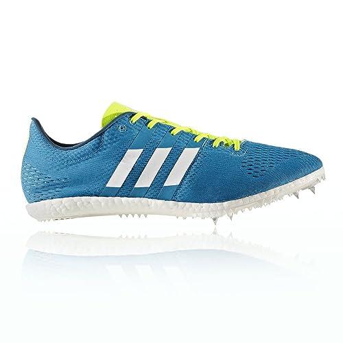 adidas Unisex Erwachsene Adizero Avanti Laufschuhe, blau