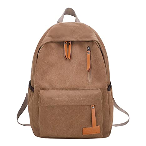 4cc618ce896c Amazon.com | Lightweight Backpack for School, Yezijin Fashion Women ...