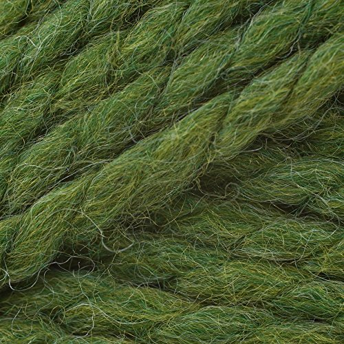 Lion Brand Grass Wool-Ease Thick & Quick Yarn (131)