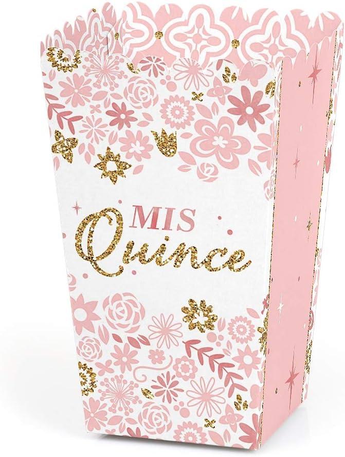 Personalized Boxes Bridal Shower Favor Quinceanera Favor Box Favor Boxes | Treat Favors Pink Favor Box Wedding Favor | Set of 10