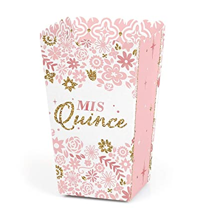 Amazon.com: Mis Quince Anos - Caja de regalo de quinceañera ...
