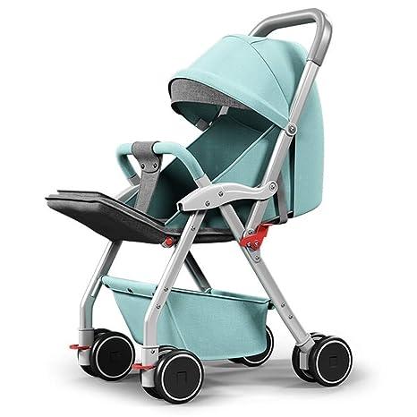 HZPXSB Carro de bebé portátil Plegable de múltiples ...