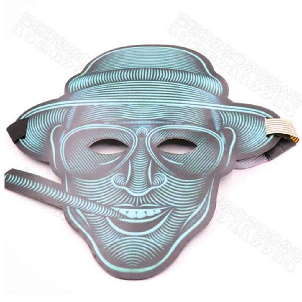 JBP Max Halloween Halloween Halloween Maskerade Masken Für Ball Männer Halloween Scary Clown Maske Halloween Latex Maske Lustig-7 b9e8d6