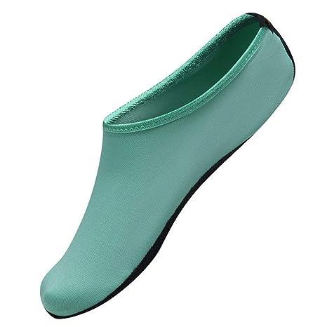 Haisiluo - Calcetines para Hombre y Mujer, Secado rápido, para Deportes acuáticos, natación