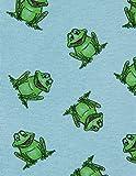 Leveret Kids Frog Baby Boys Footed Pajamas Sleeper