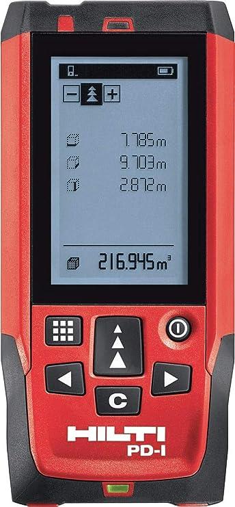 Great Condition HILTI PDI Laser Range Finder Distance Measurer