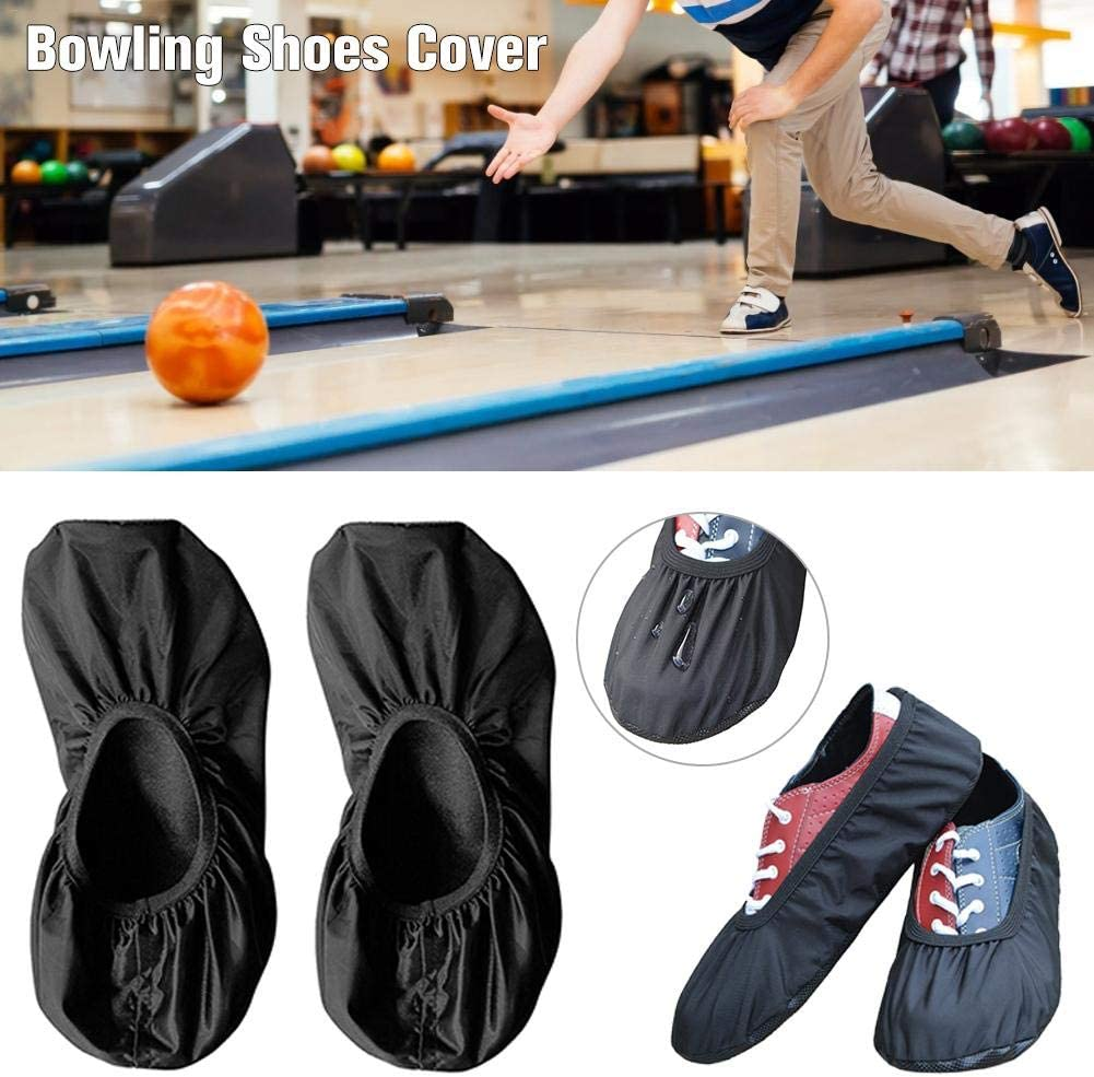 Displayschutzfolie Schuh,Anti-Rutsch Schuh/überzieher /Überschuhe /Überzieher Shoe Cover H/ülle,Rutschfeste /Überschuhe /Überzieher Schuh/überzieher Nylon Schuhe Abdeckung F/ür Bowling Bowlingschuhe