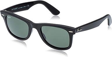 TALLA 50/22 150. Ray-Ban Gafas de sol Unisex Adulto