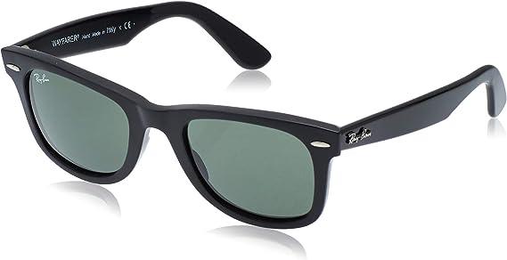 Ray-Ban unisex gafas de sol WAYFARER RB 2140, 901, 50: Amazon.es: Ropa y accesorios