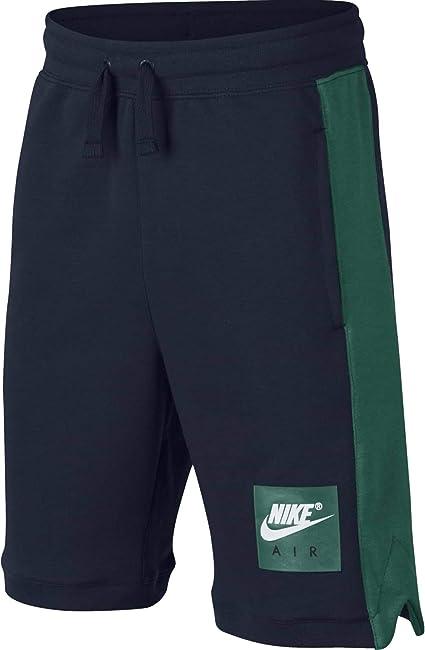 NIKE Air Sportswear Pantalon para NIÑO - algodón Talla: S: Amazon.es: Ropa y accesorios