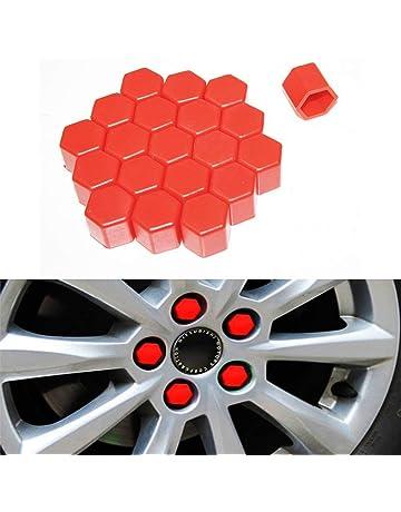 Tapas de tornillos y tuercas para neumáticos y llantas | Amazon.es