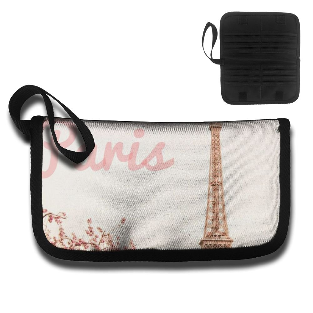 Love Paris Travel Wallet Passports Holder Document Organizer Card Package