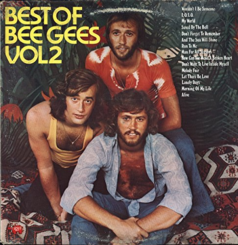 Bee Gees - Best Of Bee Gees Volume 2 - RSO - 2394 112 - Canada - - Very Good Plus (VG+)/Near Mint (NM or M-) - LP, Comp (The Very Best Of The Bee Gees Vinyl)