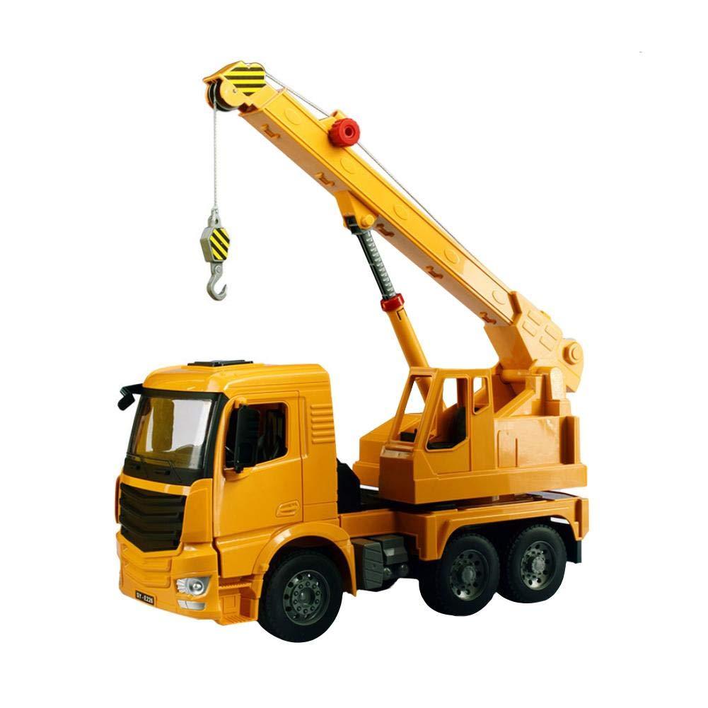 Eruditter Bulldozer-Spielzeugauto 1:20 Kinder Ferngesteuerter Bagger