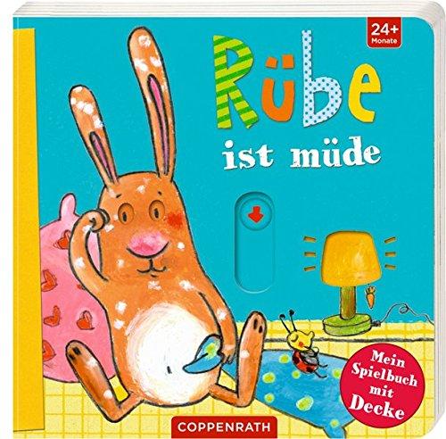 Rübe ist müde: Mein Spielbuch mit Decke