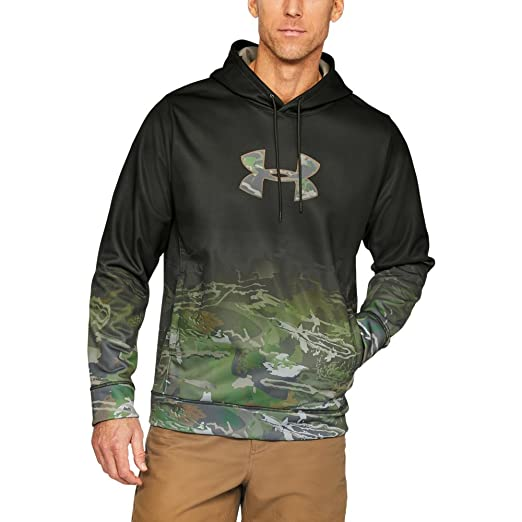 f1b15fbd Under Armour Men's Storm Faded Caliber Hoodie