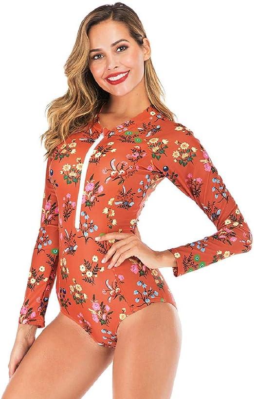 Vaycally Vestido de bikini de lunares para mujer Más el tamaño ...