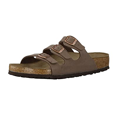 9e32bddd67dc Image Unavailable. Image not available for. Color  Florida Soft Footbed  Mocha Birkibuc