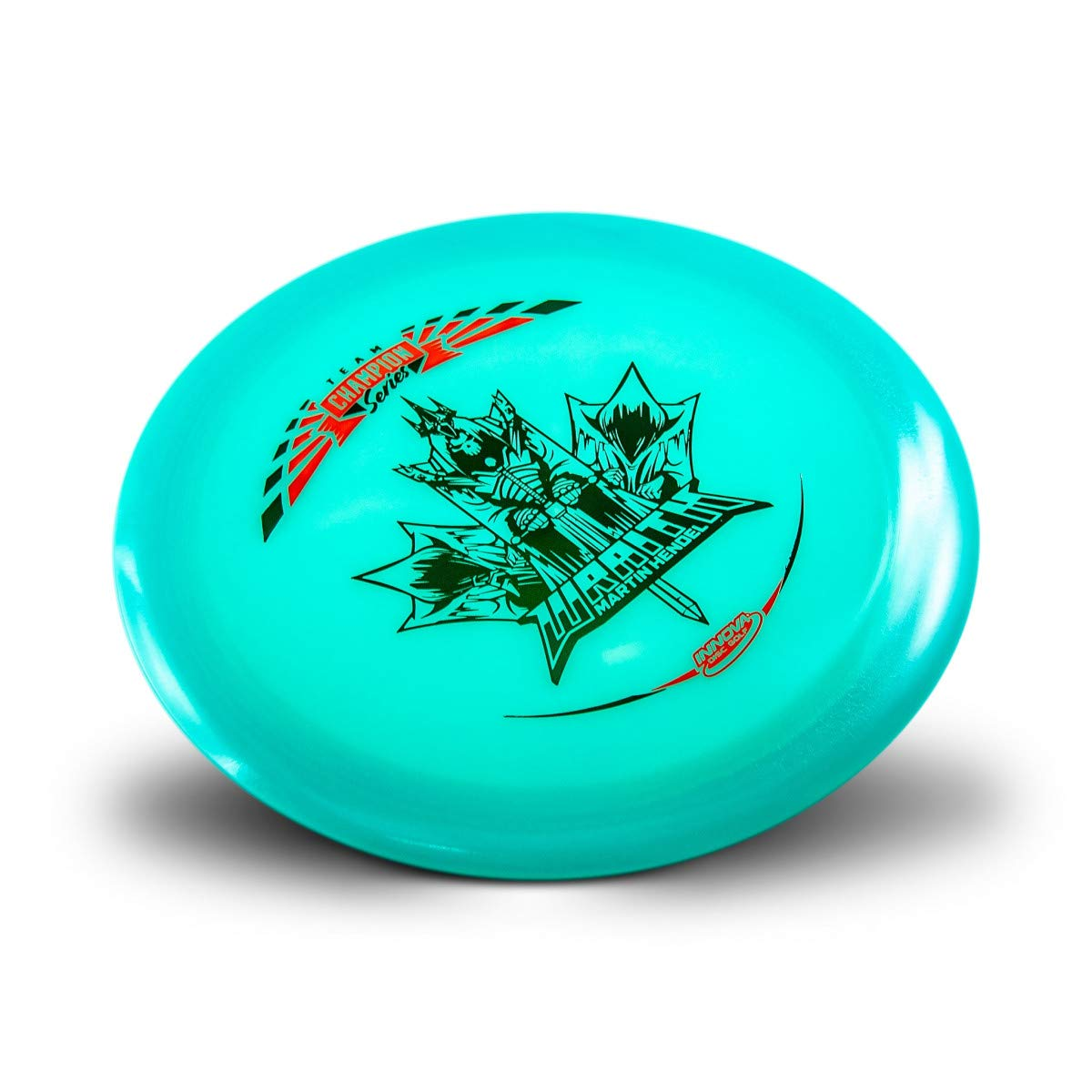 Innova Limited Edition 2019 Tour Series Martin Hendel Color Glow Champion Wraith Distance Driver Golf Disc [Colors May Vary] - 173-175g by Innova Disc Golf