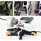 450W Electric Bicycle Cheap Motor Kit Easy To DIY E-bike Economic Ebike Conversion Kit Electric Bike Side Mounted Motor Design