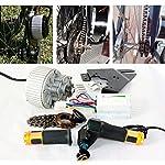 61lcQkdR0QL. SS150 450w bicicletta a motore elettrico kit facile diy e-bike conversione economica ebike kit di bici elettriche lato montato…