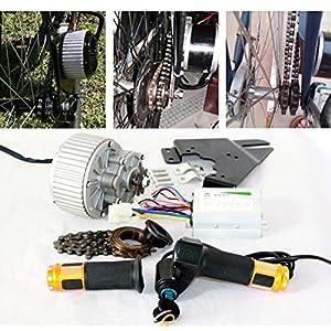 61lcQkdR0QL. SS300 450w bicicletta a motore elettrico kit facile diy e-bike conversione economica ebike kit di bici elettriche lato montato motore di progettazione