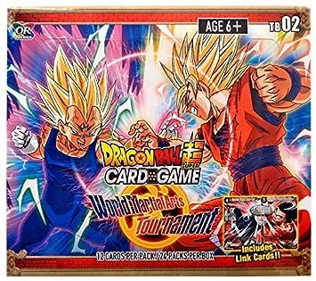 Bandai BCLDBBO1046 Dragon Ball Super CG: Torneo temático de ...
