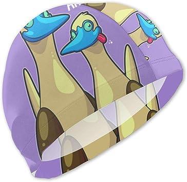 Gorras de natación BBCute con gracioso estampado de pájaro marino ...