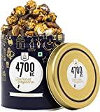4700BC Mocha Walnut Chocolate Popcorn, Tin, 125g