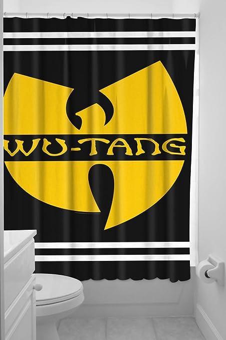 Sourpuss Wu Tang Shower Curtain