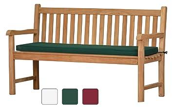 Sehr Grüne Bankauflage Kanaria - 110 x 47 cm | ✓ Bank-Polster aus 100  JJ23
