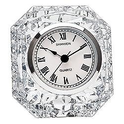 Godinger Emerald Clock - Giftables