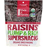 Made in Nature Raisins, 9 oz