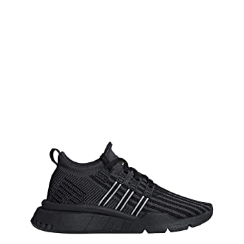 f6ea469a9176 Amazon.com  adidas Boys EQT Support ADV MID J Black Carbon Yellow - B41919   Shoes
