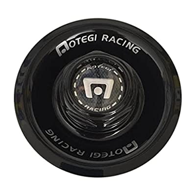 Motegi Wheels 2237840306 Black Wheel Center Cap: Automotive