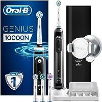 Oral-B Genius Pro 10000 Şarj Edilebilir Diş Fırçası, Siyah